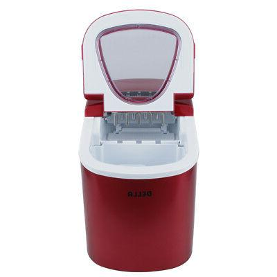 Maker, Capacity, Button Red