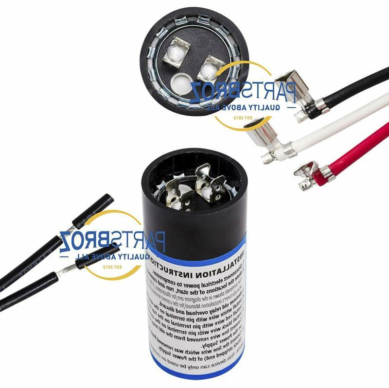 Rco410 Capacitor Kit Refrigerator By