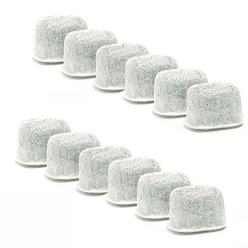 12 Pack Water Filters Compatible with Breville Espresso & Co