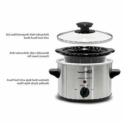 Small Cooker Stainless Steel Pot Kitchen