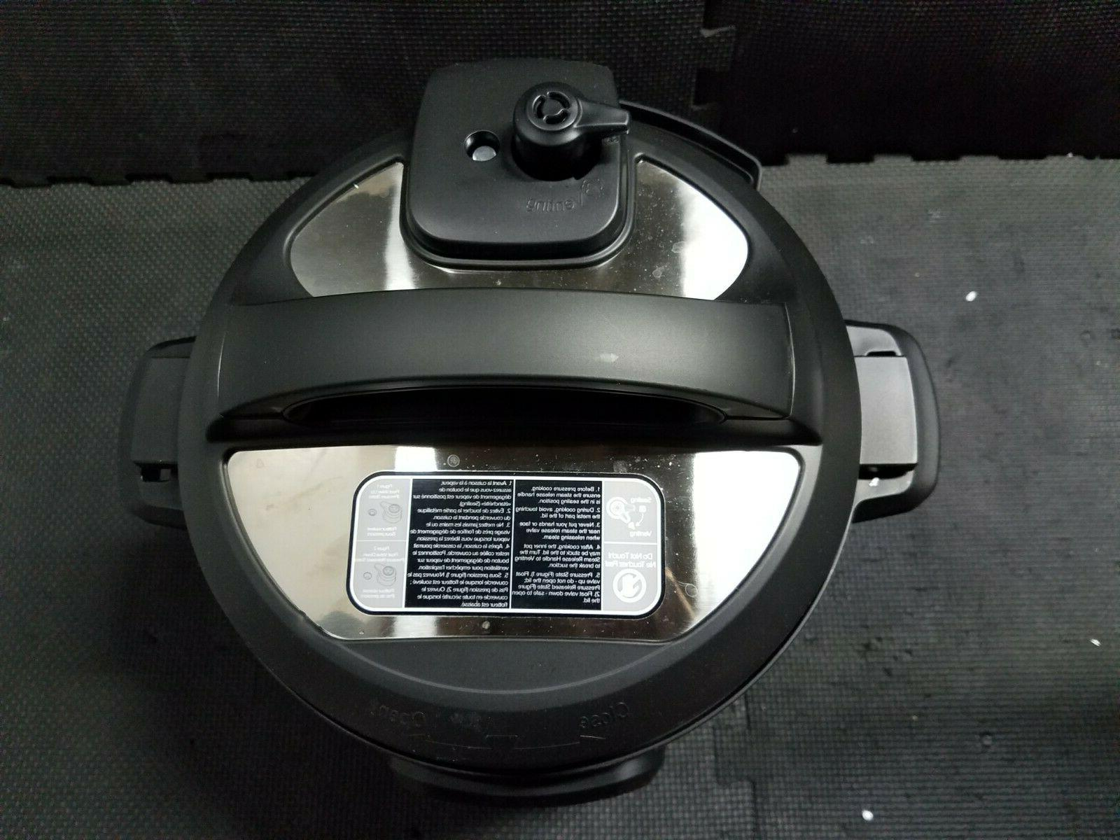 Instant Pot WiFi 6 Electric Cooker,