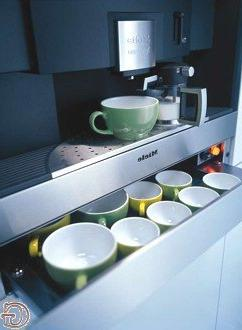 "Miele 24"" Stainless Steel Plate And Cup Warming Drawer"