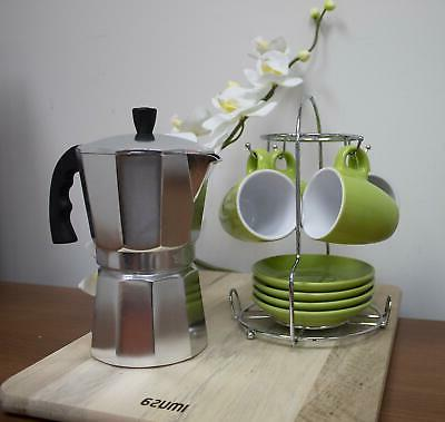 Stovetop Cup Pot Maker Stainless