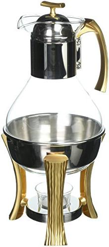 18/10 Stainless Steel Matte Gold NG215 beverage-warmers, 13.