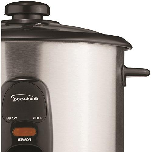 Brentwood Rice Cooker,