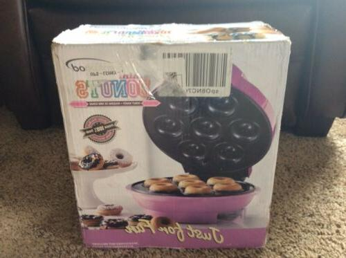 ts 250 electric food maker mini donut