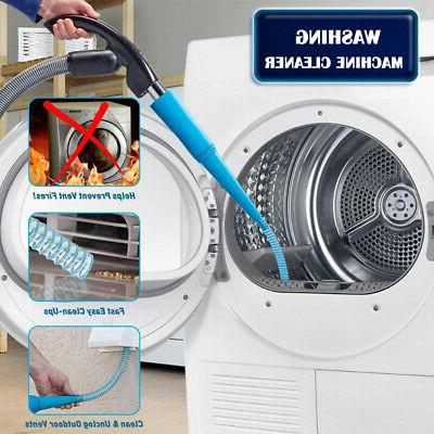 Vent Vacuum Hose Remover Lint Dust Cleaner Portable Cleaning