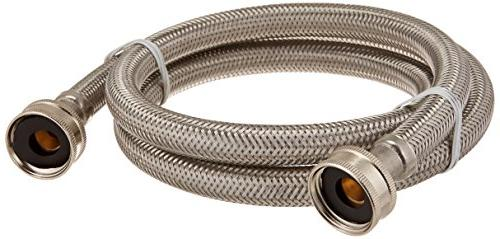 wms4 braided stainless steel washing