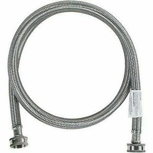 WMS5 Braided Stainless Steel Washing Machine Connector