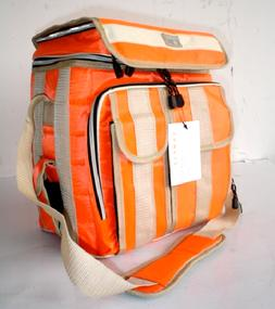Large 24 Can Insulated Cooler Bag Shoulder Strap Tote Lunch