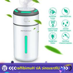 LED Ultrasonic Essential Oil Diffuser Aromatherapy Air Humid