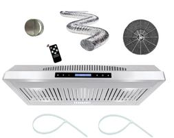 LOCAL PICK UP 30 inch Stainless hood Kitchen Cooker Extracto
