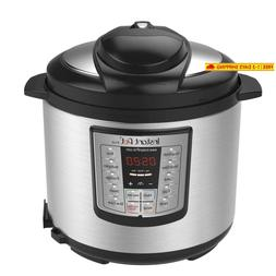 Instant Pot Lux60V3 V3 6 Qt 6-In-1 Multi-Use Programmable Pr