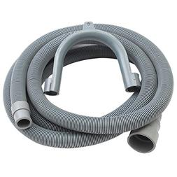 2.5M Machine Dishwasher Drain Hose Extension Washing Pipe wi
