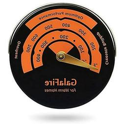 Magnetic Oven Thermometers Stove Temperature Meter For Wood