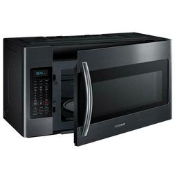 Samsung ME18H704SFG 1.8 Cu. Ft. Black Stainless Steel Over-t