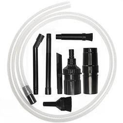 Micro Vacuum Attachment Kit for All 1-1/4inch Vacuum Cleaner