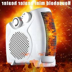 Mini Electric Heater Portable Space Home Office Winter Warme