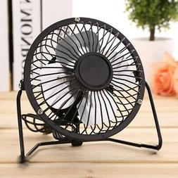 Mini Portable USB Fan Quiet Desktop Desk Silent Cooler Cooli