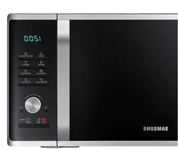 SAMSUNG MS11K3000AS 1.1 Cu-Ft. Countertop Microwave Oven wit