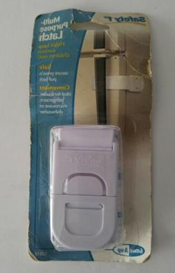 Safety 1st Multi Purpose Latch For Refrigerators Freezers Mi