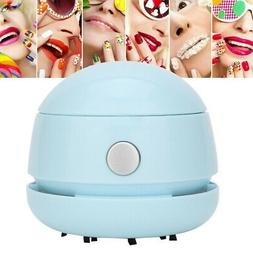 Nail Art Table Nail Dust Collector Machine Exhaust Fan Vacuu