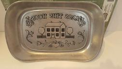 New Wilton Armetale Serveware Cook Grill Chill Bless This Ho