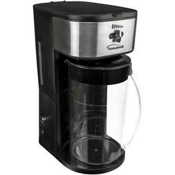 New Brentwood Appliances KT-2150BK Iced Tea and Coffee Maker