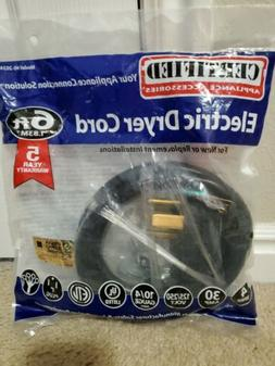 💧New Certified Appliance Electric Dryer 6' Power Cord 4