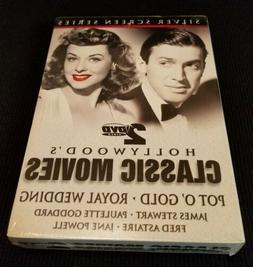 NEW! HOLLYWOOD'S CLASSIC MOVIES Silver Screen Series POT O'