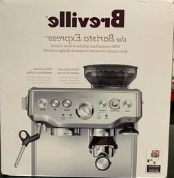 NEW IN BOX - Breville Barista Express BES870XL 2 Cups Espres