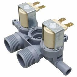 New Water Inlet Valve Compatible With GE Washer WH13X10037 B