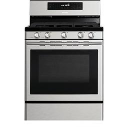 Samsung NX58H5600SS 30 In. Freestanding Gas Range with Custo