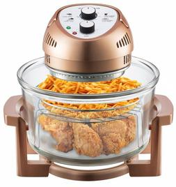 Big Boss Oil-less Air Fryer, 16 Quart, 1300 watt, Limited Ed