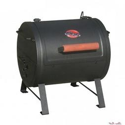 Outdoor Appliances Charcoal Grill Table Top Smoker Small Hea