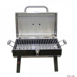 Outdoor Appliances charcoal Grill Table Top Wood Smoker Gril