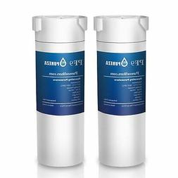 Pack 2 XWF Water Filter Replacement for GE XWF XWF Genuine G