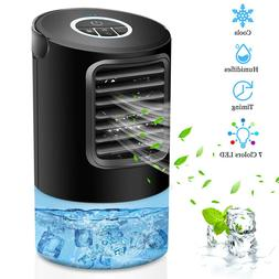 Portable Air Conditioner Fan Works w/ Ace and Water Mini Qui