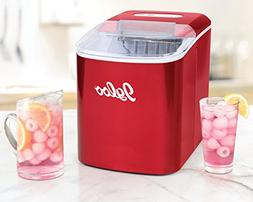 Igloo ICEB26RR 26-Pound Portable Automatic Ice Cube Maker Re