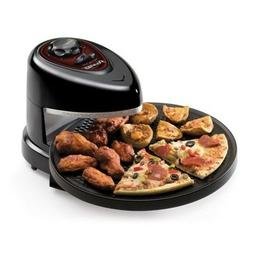 Presto Pizzazz Plus Rotating Oven Pizza Cooker Baking Cookie