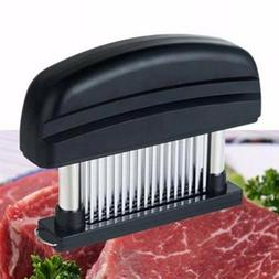 Meat Tenderizer 48 Blade Stainless Steel ABS Needle Prongs H