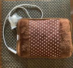 Protable Electric Rechargeable Hot Water Bag Winter Hand Hea