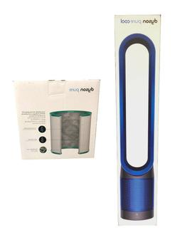 Dyson Pure Cool Tower Purifier Fan | Iron/Blue | Brand New +