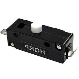 HQRP Push Button On-Off Switch for Household Electrical Appl