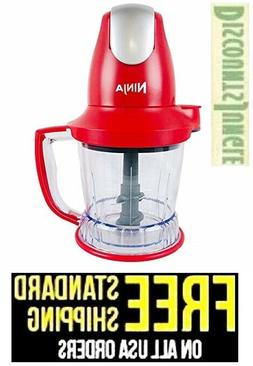 Ninja Qb1000 Master Prep Pro Food & Drink Mixer, Black, 1 ea