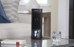 QuietSet Mini Tower Table Fan OSCILLATING QUIET COOLING Powe