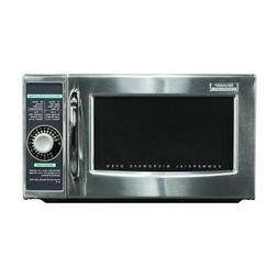 Sharp - R-21LCFS - 1000 Watt Commercial Microwave Oven - Rep