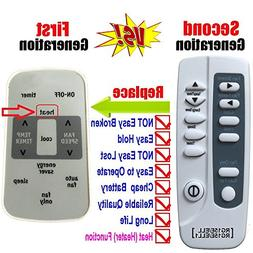 Replacement for Frigidaire Air Conditioner Remote Control Mo