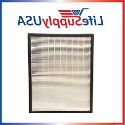 LifeSupplyUSA 2 Pack Replacement HEPA Filter fits Alen Air F