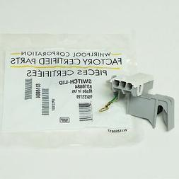 New Replacement Part - Whirlpool - Washer Door Lid Switch -